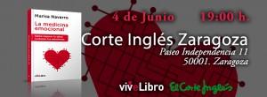El 4 de junio en Zaragoza