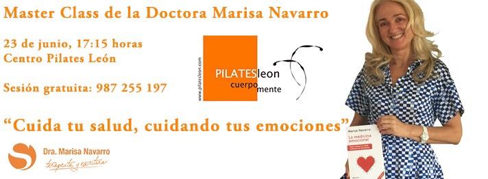 masterclass marisa Navarro Leon